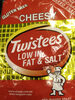 Twistees LOW IN FAT & SALT - Produkt
