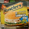 Grilled Chicken Sandwich - Product