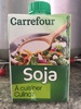 Préparation culinaire au soja, stérilisé UHT. - Product