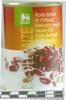 Haricots rouges sauce chili - Produit