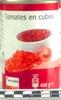 Tomates en cubes - Produit