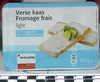 Fromage frais light (16,7% MG) - Product