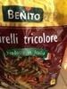 Spirelli tricolore - Produit