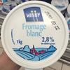 Fromage blanc (2,8% MG) - Produit