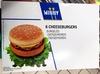 6 Cheeseburgers surgelés - Product