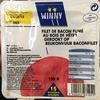 Filet de Bacon Fumé au Bois de Hêtre (15 tranches) - Product
