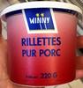 Rillettes Pur Porc - Product