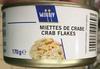Miettes de crabe - Prodotto