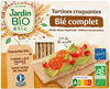 Tartines craquantes Blé complet - Product