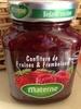 Confiture Fraises & Framboises - Product