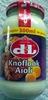 Sauce aïoli - Product