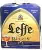 Leffe - Producto
