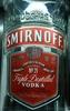 Smirnoff Nº21 Vodka - Prodotto