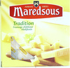 Tradition Fromage d'abbaye (27,5% MG) - Produit