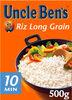 Riz cuisson rapide Uncle Ben's 500g - Product