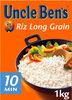 Riz cuisson rapide Uncle Ben's 1 kg - Produit