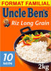 Riz cuisson rapide Uncle Ben's  2 kg - Producto