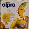 Mango plant-based alternative to fromage frais - Produkt