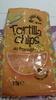 Tortilla chips au fromage à l'huile de tournesol - Produit