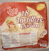 18 tortillas dürüm - Producte