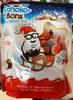 Schoko-Bons - Bonbons de chocolat fourrés au lait et aux noisettes - Produit