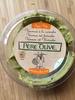 Houmous à la coriandre vegan - Produit