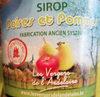 Sirop poires et pommes - Produit