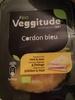 Cordon bleu tranches végétales & fromage - Produit