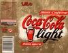Coca-Cola Light - sans caféine, sans sucre - Prodotto