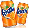 Orange - Boisson rafraîchissante - Product