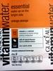 Vitamin Water Essential orange-orange - Product