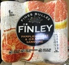 Finley - Pamplemousse & Orange sanguine - Product