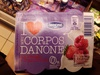 Corpos Danone Morango + Framboesa - Produto