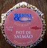 Salmon paté - Produit