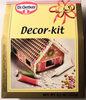 Decor-kit - Produkt