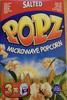 Microwave Popcorn Salted - Produit