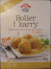 Boller i karry - Product