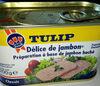 Délice de jambon - Préparation à base de jambon haché - Produit