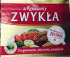 Zwykła z Kruszwicy - Margaryna o zmniejszonej zawartości tłuszczu 60 %. - Product