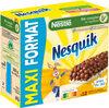 NESTLE NESQUIK Barres de Céréales 12 x 25g Maxi Format - Produit