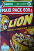 Lion caramel & chocolate taste - Product