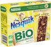 NESTLE NESQUIK Bio Barres de céréales 4X25g - Product