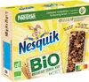 NESTLE NESQUIK Bio Barres de céréales 4X25g - Producto