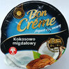 Jogurt kremowy kokosowy-migdały - Produkt