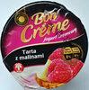 Jogurt kremowy o smaku tarty malinowej - Produkt