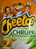 Cheetos chrupki - Produkt