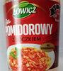 Sos pomidorowy z boczkiem - Product