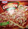 Pizza Guseppe z szynką i pieczarkami głęboko mrożona - Produktas