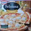 Pizza 4 sery, głęboko mrożona. - Product