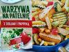 Warzywa na patelnię z ziołami i papryką - Produkt